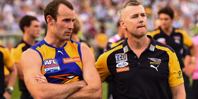 "West Coast coach not interested in ""stories of redemption"