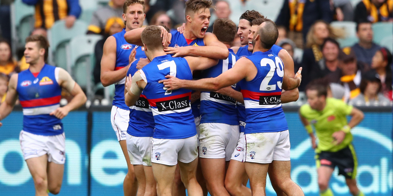 Western Bulldogs, Geelong and Essendon go under the Champion Data